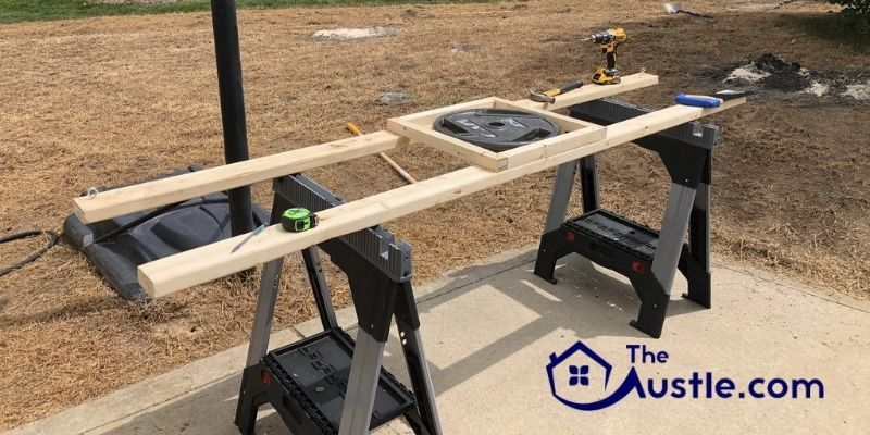 How To Build A Lawn Leveling Rake