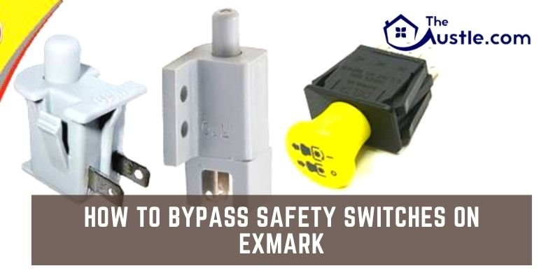 How to Bypass Safety Switches on Exmark