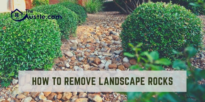 How to Remove Landscape Rocks