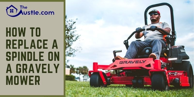 How to Replace a Spindle on a Gravely Mower