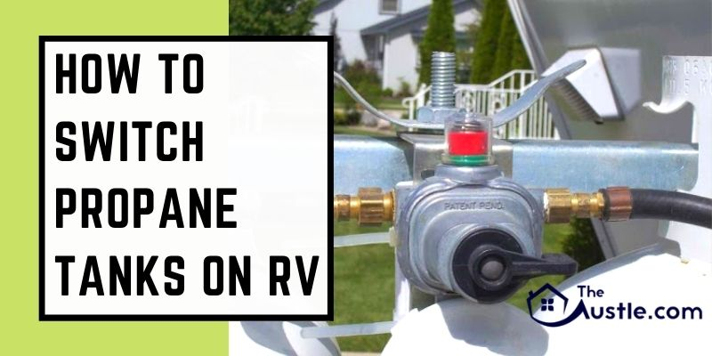 How to Switch Propane Tanks on RV