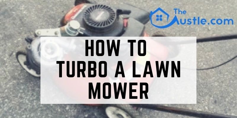 how to turbo a lawn mower